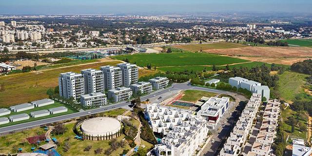 גינדי החזקות מכרה 923 דירות ב-2020, במחיר ממוצע של כ-2.39 מיליון שקל