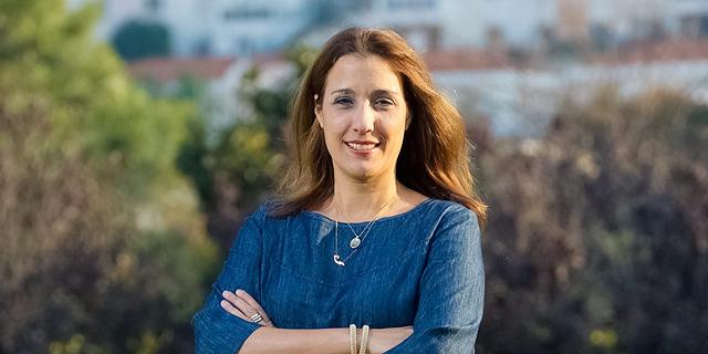 יפעת סלע מנכלית עמותת אלומה הבת של נתן אשל, צילום: רונן כרם