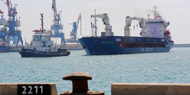 נמל אשדוד, צילום: אבי רוקח