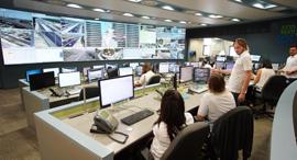 מרכז ניהול התנועה של נתיבי ישראל, צילום: חברת נתיבי ישראל