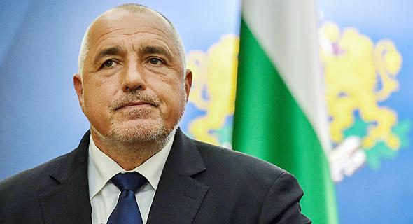 ראש ממשלת בולגריה בויקו בוריסוב