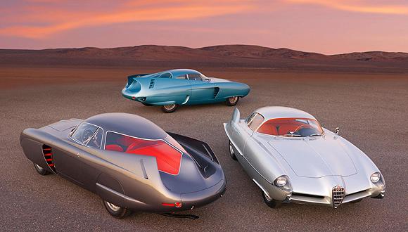 מכוניות אלפא רומיאו ישנות שהוצעו למכירה פומבית, צילום: סות