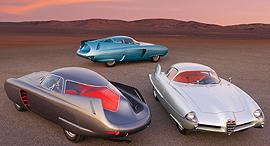 המכוניות למכירה, צילום: סות'ביז