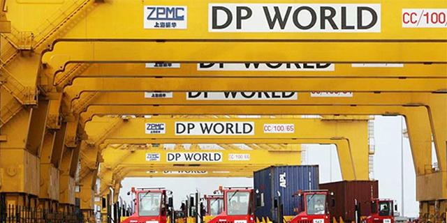 מפעילת נמל DP World דובאי, צילום: איי פי