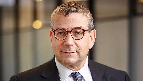Gideon Ben Zvi, Valens CEO Photo: Doron Letzter