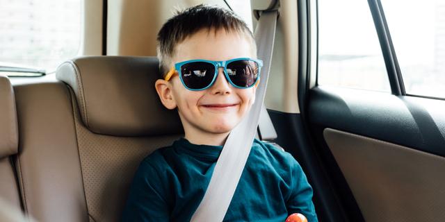 דרושה מערכת שתתריע על ילד שנשכח ברכב, צילום: שאטרסטוק