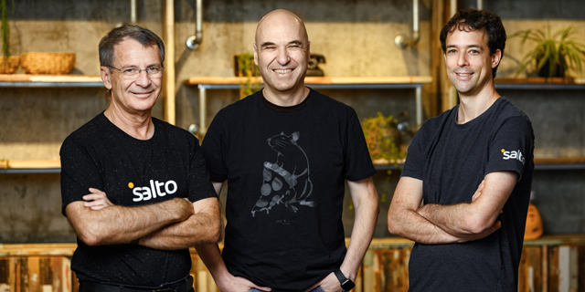 Salto raises $27 million for business apps configuration solution