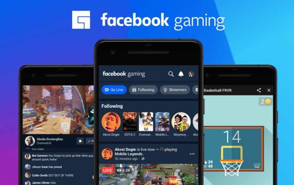 פייסבוק גיימינג Facebook Gaming, צילום: Facebook