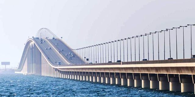 הגשר החדש בין סעודיה לבחריין הגדיל את הסחר בין המדינות ל-2.2 מיליארד דולר