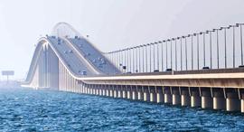 גשר המלך פאהד , צילום: שאטרסטוק