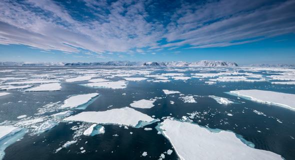האוקיינוס הארקטי, צילום: שאטרסטוק