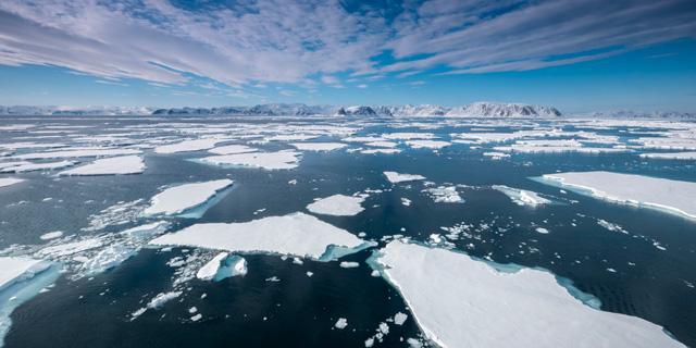 דיווח: מצבורי מתאן באוקיינוס הארקטי נמסים ומשתחררים לאטמוספירה