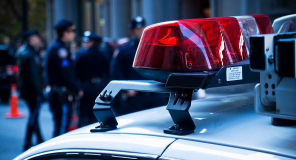 Police State? Photo: Shutterstock