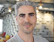 גיל לב, מנהל משאבי אנוש גלובלי, Fiverr, צילום: יואב הורנונג