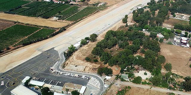שדה התעופה הרצליה זירת הנדלן, צילום: שאטרסטוק
