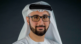 H.E. Dr. Tariq Bin Hendi, Director General of ADIO. Photo: PR