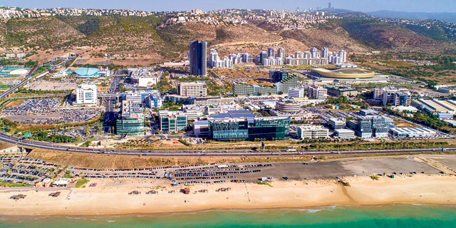 פארק מתם בחיפה, צילום: מיכאל דורון , evolvemedia