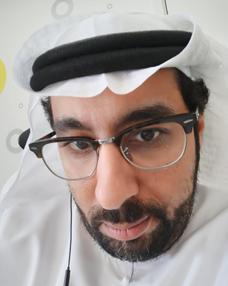 סאלם אחמד באעבייד, יועץ בכיר בגוף תקשורתי באבו דאבי