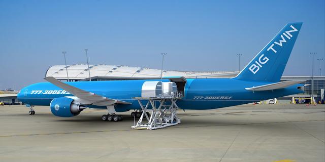 """קאליטה אייר תהיה הלקוחה הראשונה ל-777 מטען של תע""""א"""