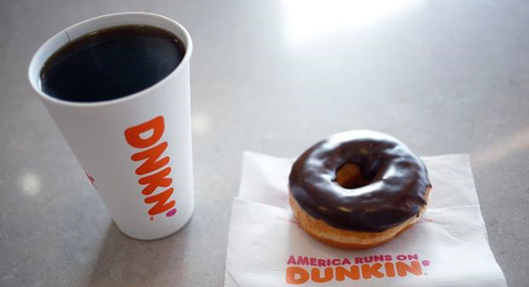 דנקין. קפה ומאפה, הגרסה האמריקאית