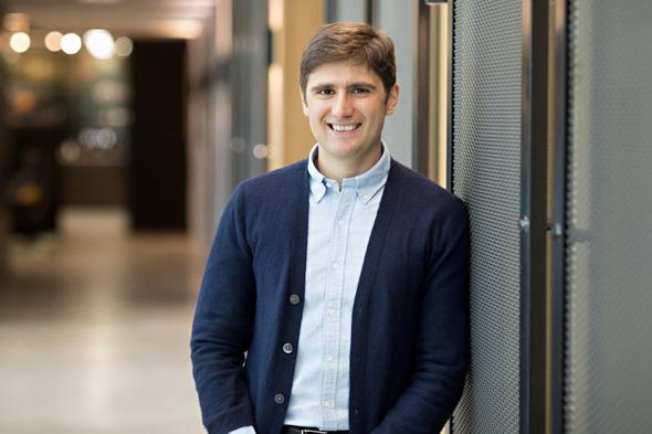 Andre Brasoveanu, partner at U.S. venture capital fund Accel