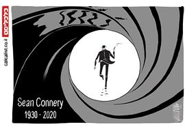 קריקטורה יומית 2.11.20, איור: יונתן וקסמן
