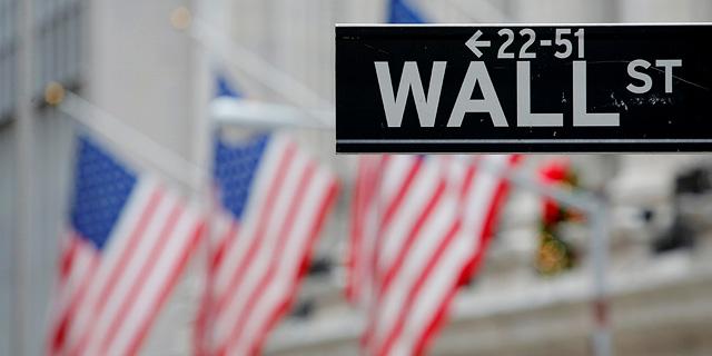 וול סטריט בורסה ניו יורק NYSE מנהטן, צילום: רויטרס