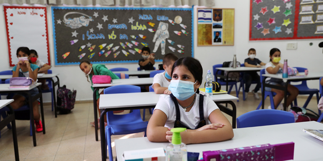 הממשלה אישרה באופן עקרוני חזרה ללימודים מלאים; ההצבעה בהמשך השבוע