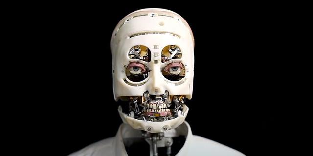 ממש לא Wall-E: דיסני פיתחה רובוט עם הבעות פנים אנושיות