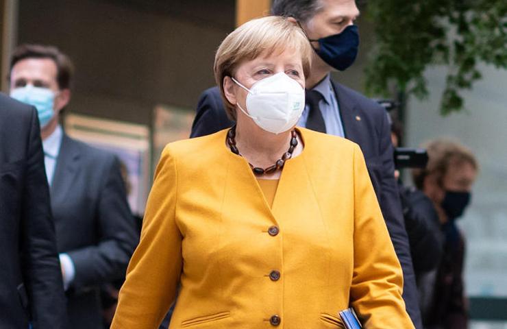 קנצלרית גרמניה מרקל, צילום: איי אף פי