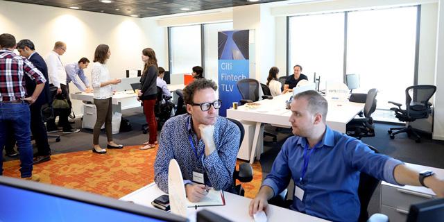 Citi Accelerator TLV announces companies taking part in 10th cohort