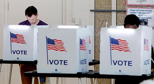 קלפי הצבעה בארצות הברית