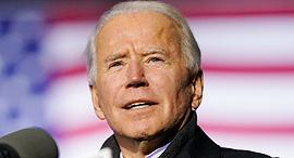 """נשיא ארה""""ב ג'ו ביידן, צילום: איי פי"""