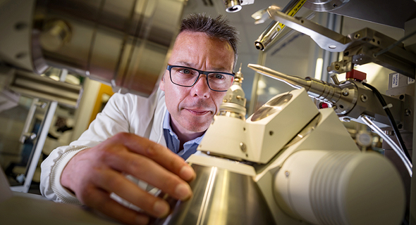 Prof. Joe McGeehan is working to find a solution to reduce ocean pollution