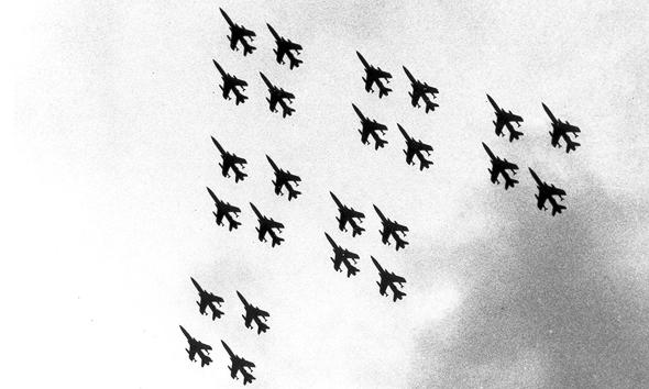 כוח מפציצי F105