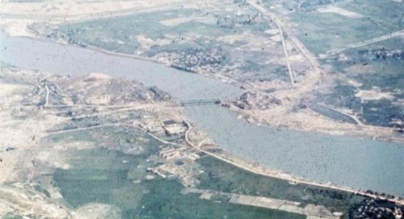 גשר טאן הואה, תמונת סיור אווירי