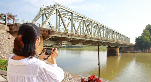 גשר טאן הואה בימינו