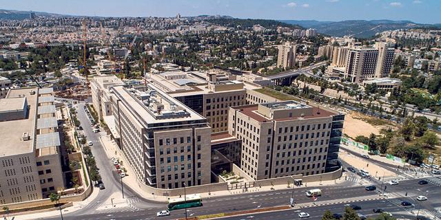 ירושלים ממתינה להם: המדינה מוציאה 6.4 מיליון שקל על שכירות מיותרת