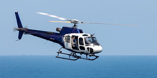 אירבאס AS350, צילום: TAR  מקבוצת אבנון