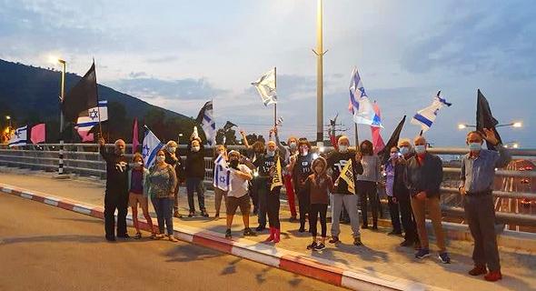 גשר ג'למה בחיפה