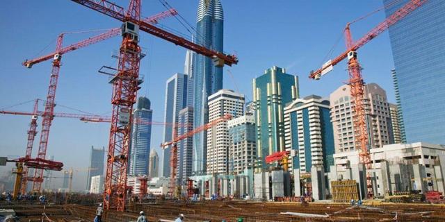 """תנופת בנייה בדובאי: 315 פרויקטי נדל""""ן בשלבי פיתוח והקמה"""