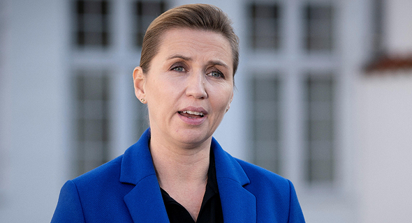 ראש ממשלת דנמרק, מטה פרדריקסן