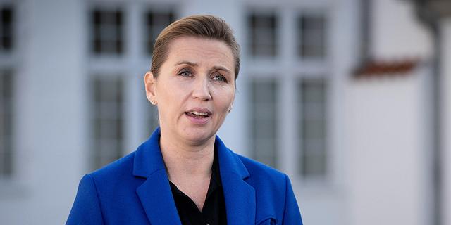 ראשת ממשלת דנמרק מדה פרדריקסן, צילום: רויטרס