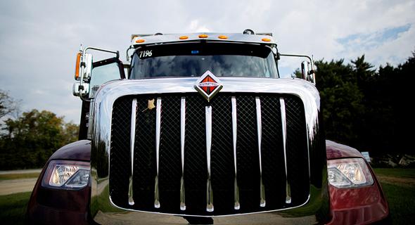 משאית navistar
