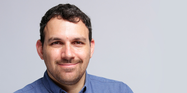 Tomer Fefer serves as the VP of Technology at Just Eat Takeaway-Israel. Photo: Mali Arousty