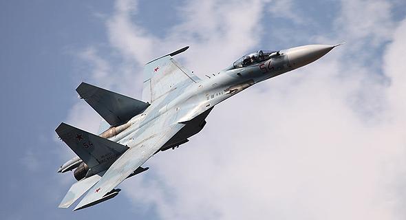 מתמרן כמו שד. סוחוי 27, צילום: Vitaly V. Kuzmin