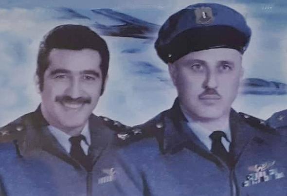 מוחמד (משמאל) ואחיו פאייז