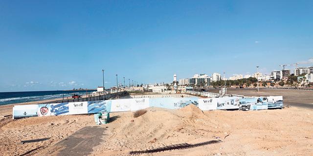 """במטרה להפוך ל""""עיר ים ותרבות"""": אשדוד מכופפת את חוקי הבנייה על קו החוף"""