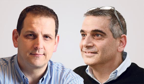 אלי קמיר ושוקי קובלנץ, צילומים: עמית שעל, אלעד גרשגורן