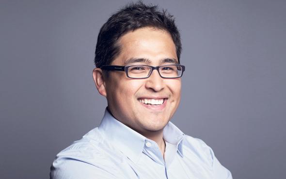 Principal Research Scientist at Snap Inc. Andres Monroy-Hernandez. Photo: andre.me